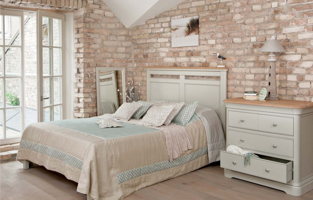 David Salmon Fairford Painted bedroom collection.