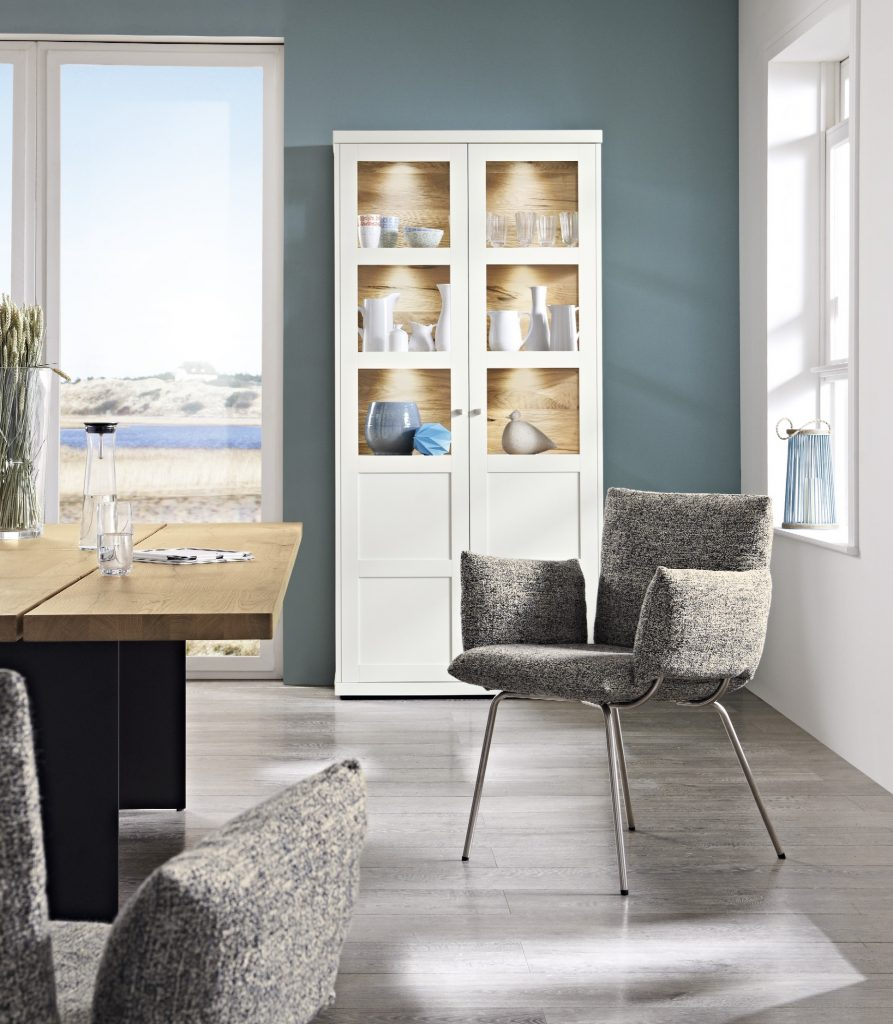 David Salmon Trema cabinets by Venjakob