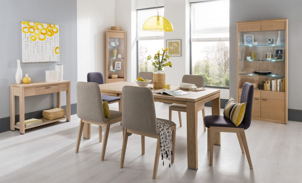 David Salmon Malmo Dining Furniture